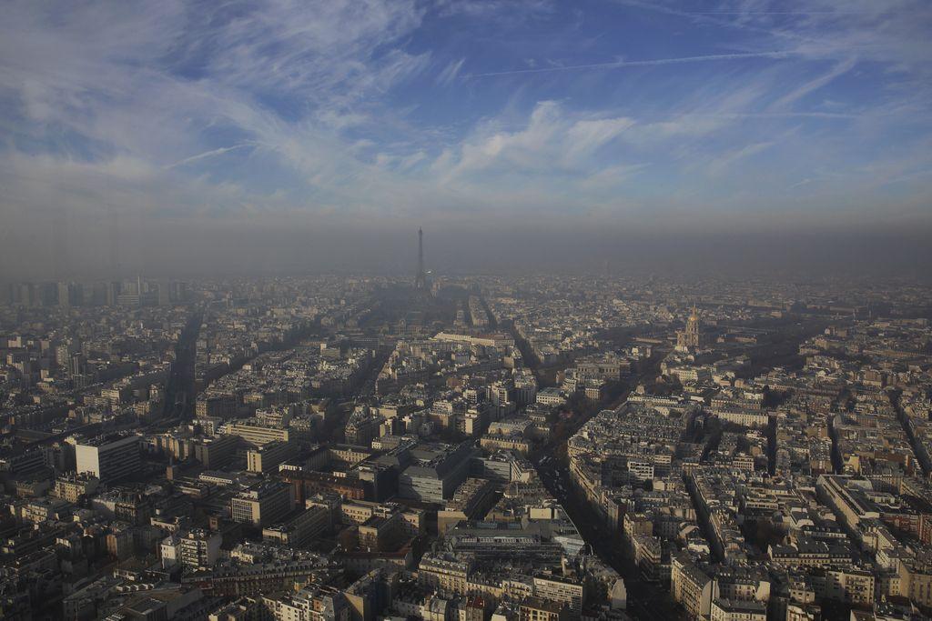 Preveliko onesnaženje: Parižani bi radi lažje dihali