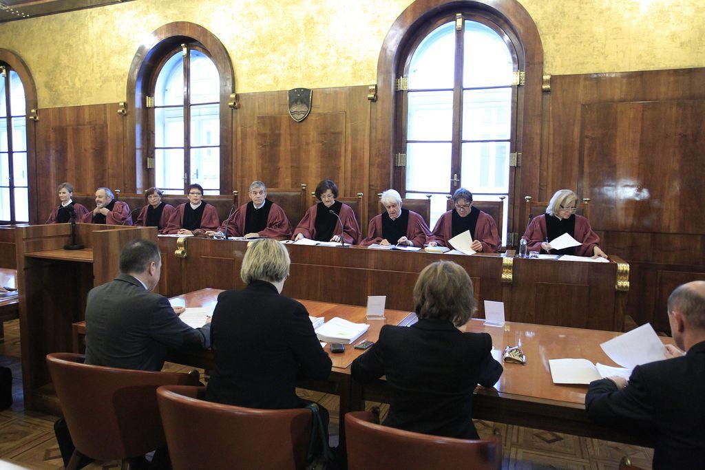 Odločilni dan za davek na nepremičnine na ustavnem sodišču