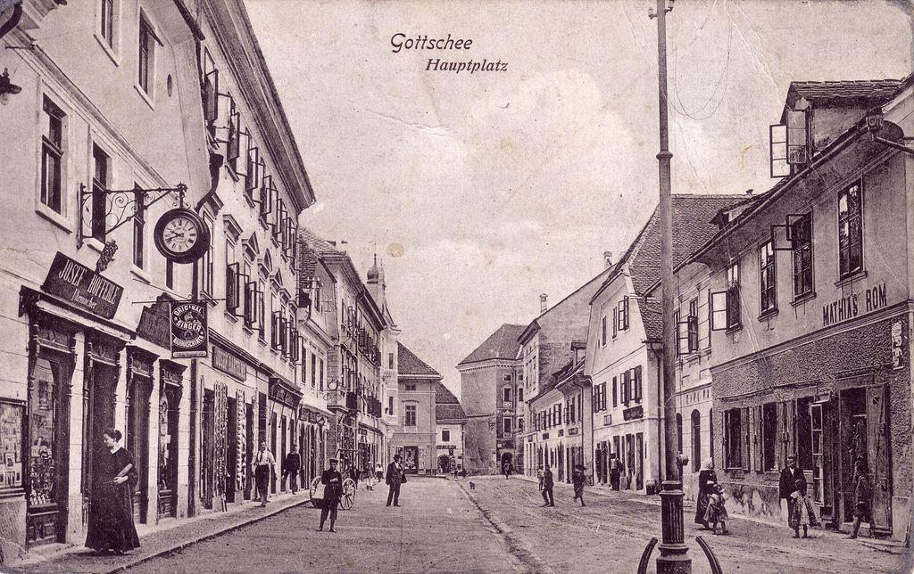Nemci v Sloveniji: ostali so samo ostanki ostankov