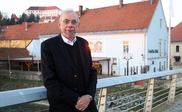 Viktor Puklavec, lastnik vinske kleti Jeruzalem Ormož, 11.3.2014, Ptuj