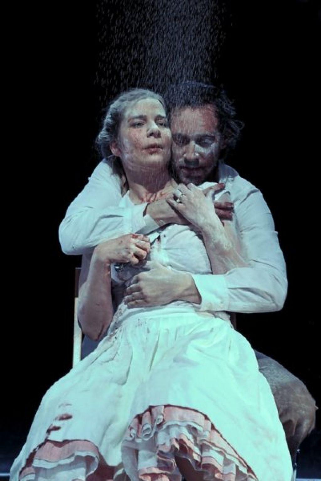 Ocena predstave Mrtvec pride po ljubico