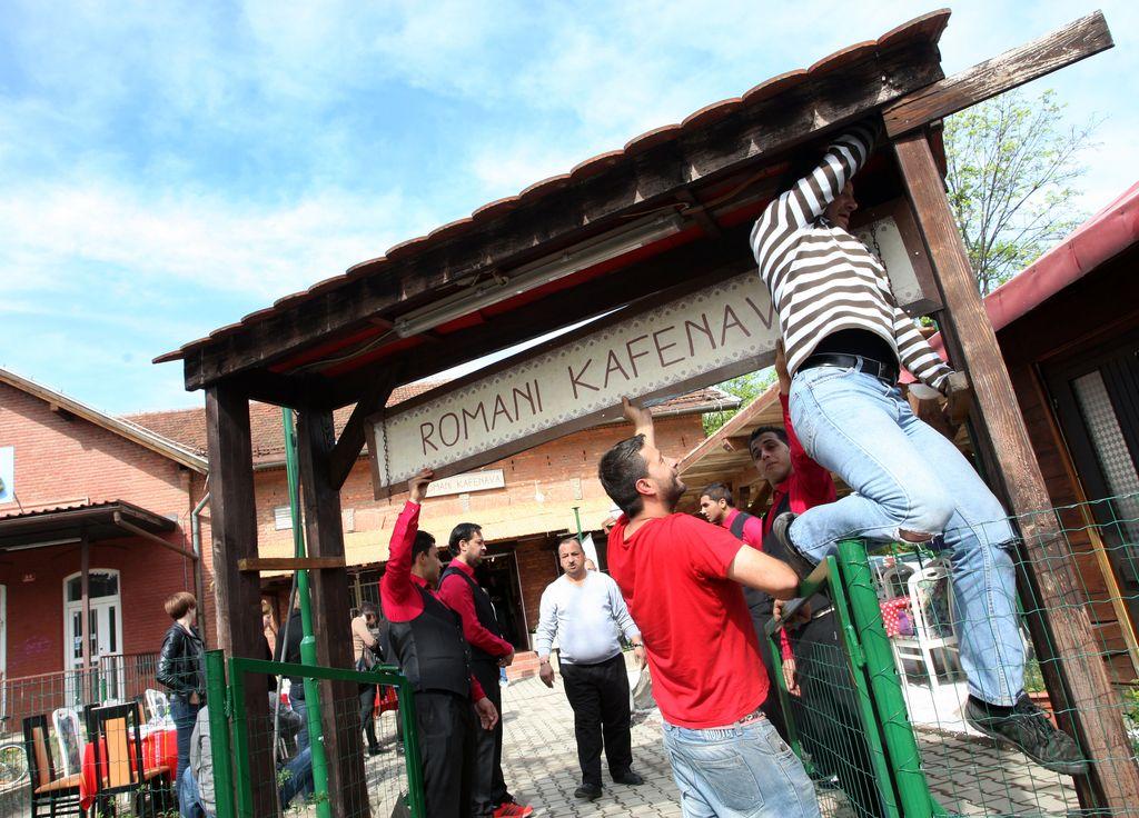 Mariborski Romi odprli prvo romsko restavracijo pri nas