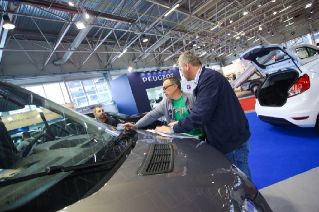 V Sloveniji je 1,4 milijona vozil