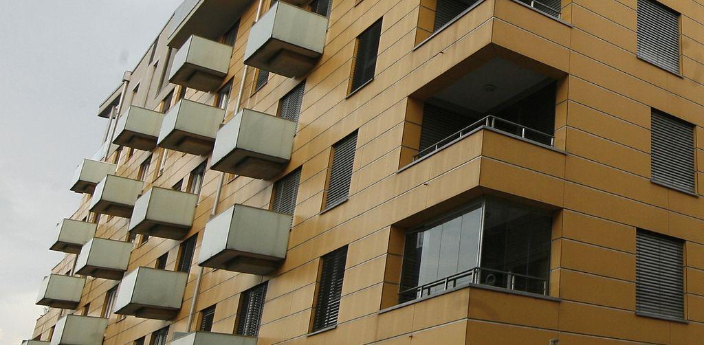 V Sloveniji je velika večina ljudi zadovoljna s svojim stanovanjem