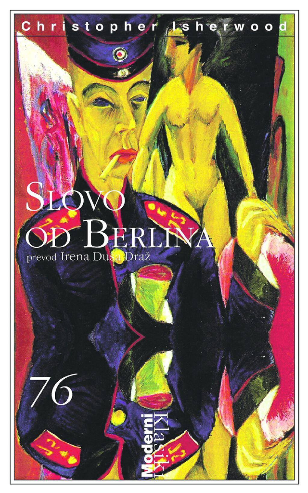 Knjiga tedna: Slovo od Berlina