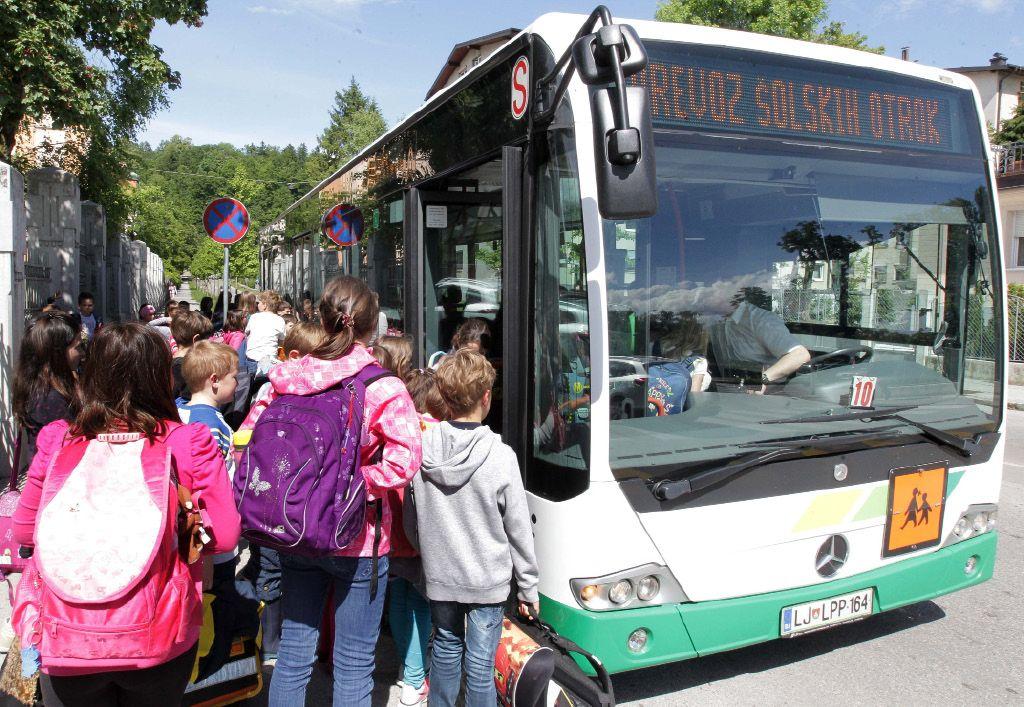 Pravica šolskih otrok do brezplačnega prevoza do šole