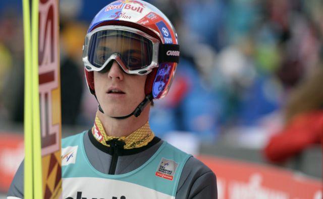 ap/Switzerland Ski Jumping World Cup