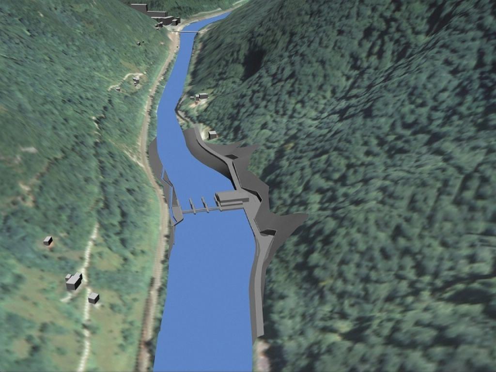 Zakon o srednjesavskih hidroelektrarnah je tu