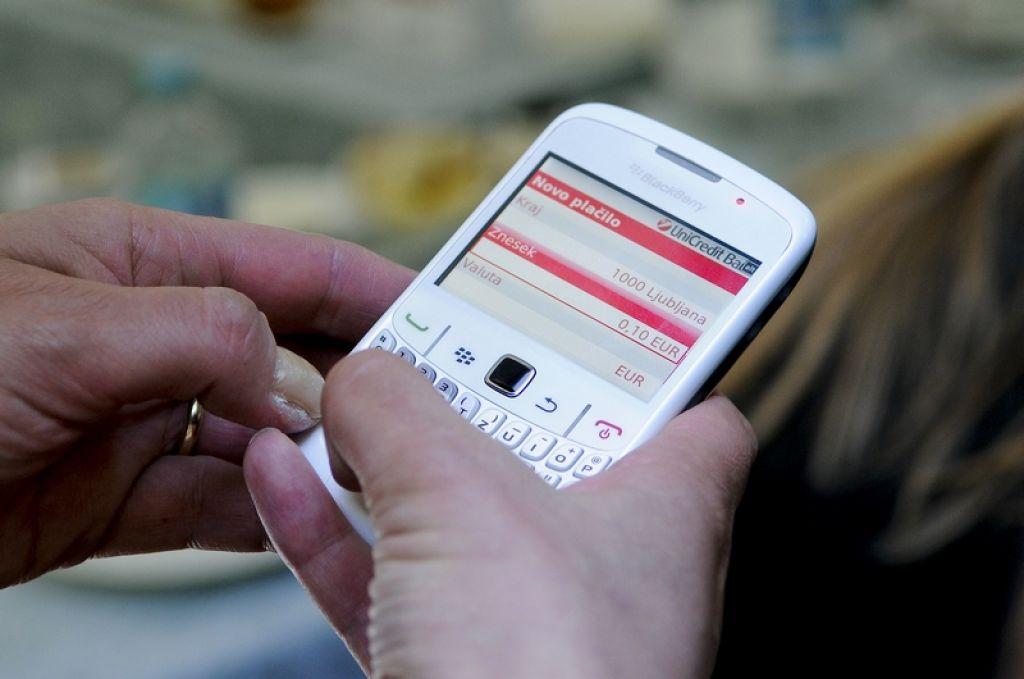 Pogosto menjajmo geslo za dostop do spletne banke