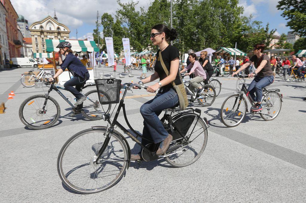 Prvi v državi s prometno strategijo po zgledu Kopenhagna