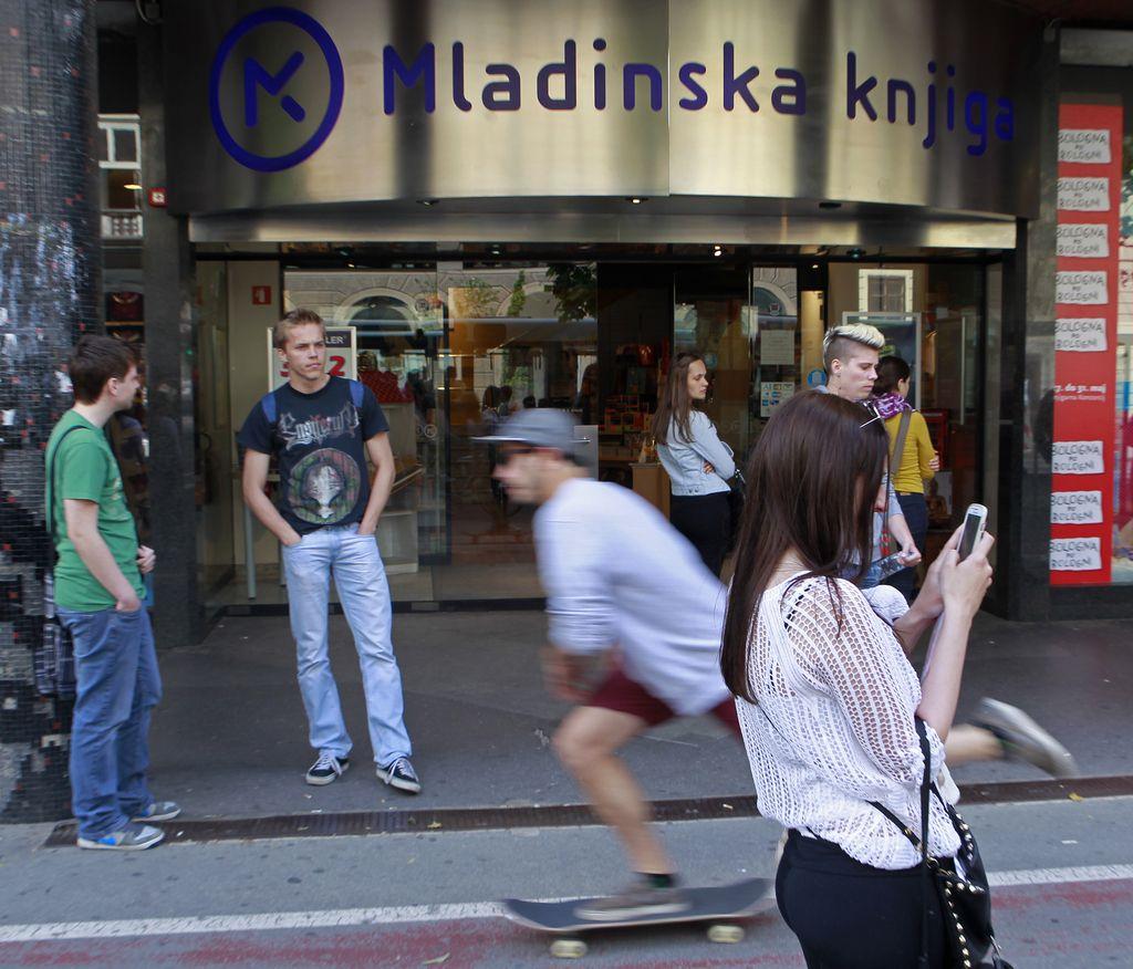 Vlada ob prodaji Mladinske knjige ministrstvu naložila strategijo razvoja založništva