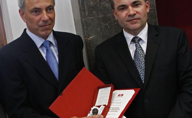 preglove nagrade Jurij Lah Ljubljana 10.6.2014