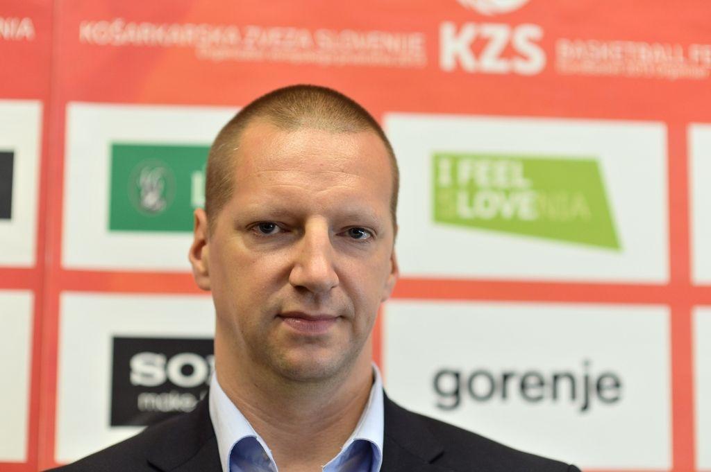 Matej Erjavec novi predsednik Košarkarske zveze Slovenije
