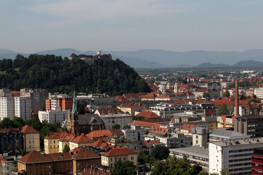 Ljubljani naslov zelene prestolnice Evrope za leto 2016