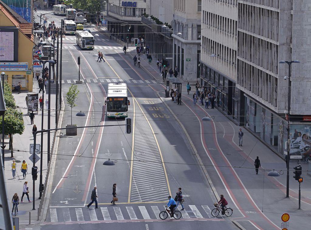 Obnova Slovenske ceste bo stala 3,8 milijona evrov