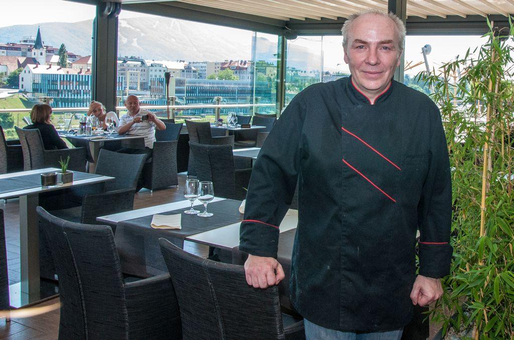 Nedelo izbira: Restavracija Terasa, Maribor