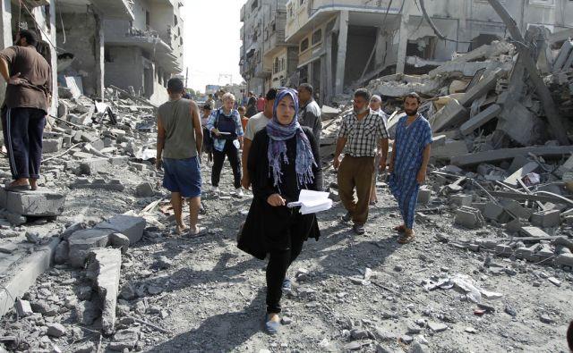 Mideast Israel Palestinians War Crimes