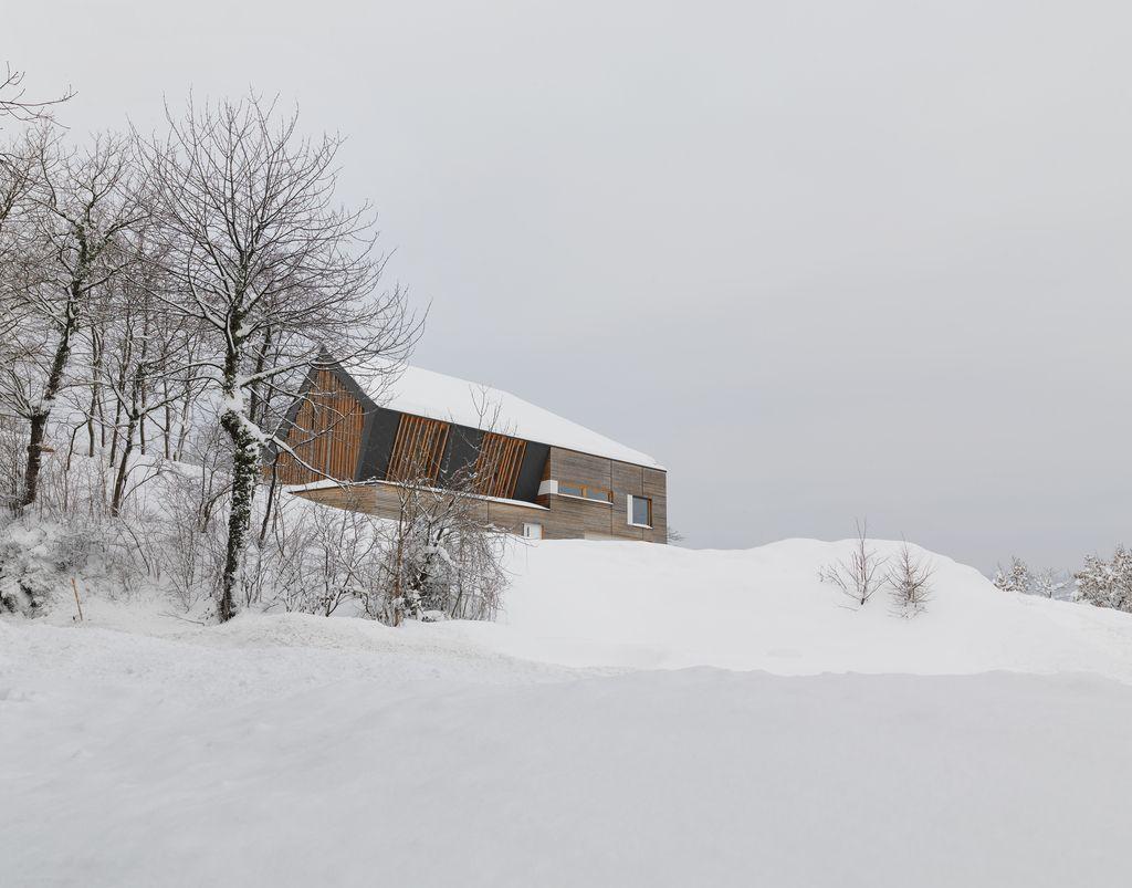 Arhitekti se danes bolj prilagajajo naročnikom