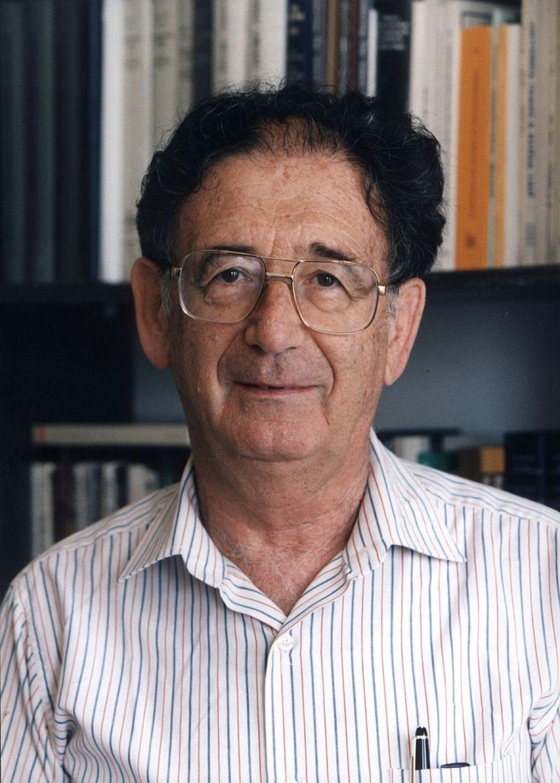Jehuda Bauer: Druga svetovna vojna je še vedno  del sedanjosti