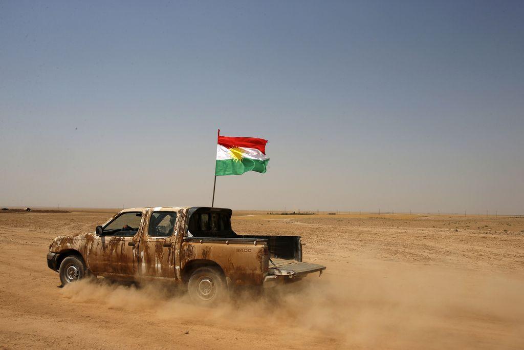 Slovenija, IS in »kurdsko vprašanje«