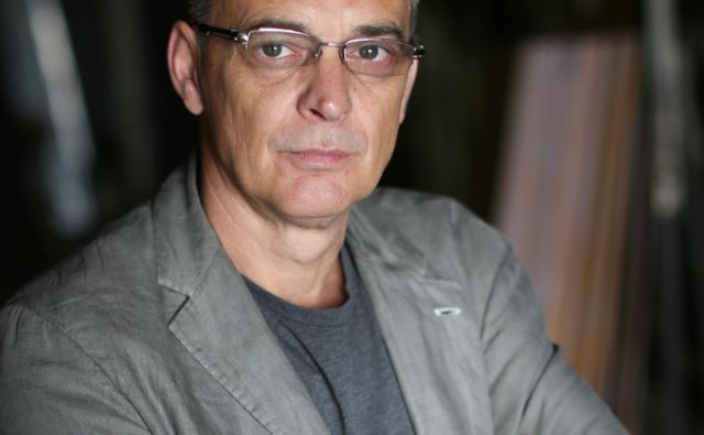 Igor Samobor direktor SNG Drama v Ljubljani 4.julija 2014.