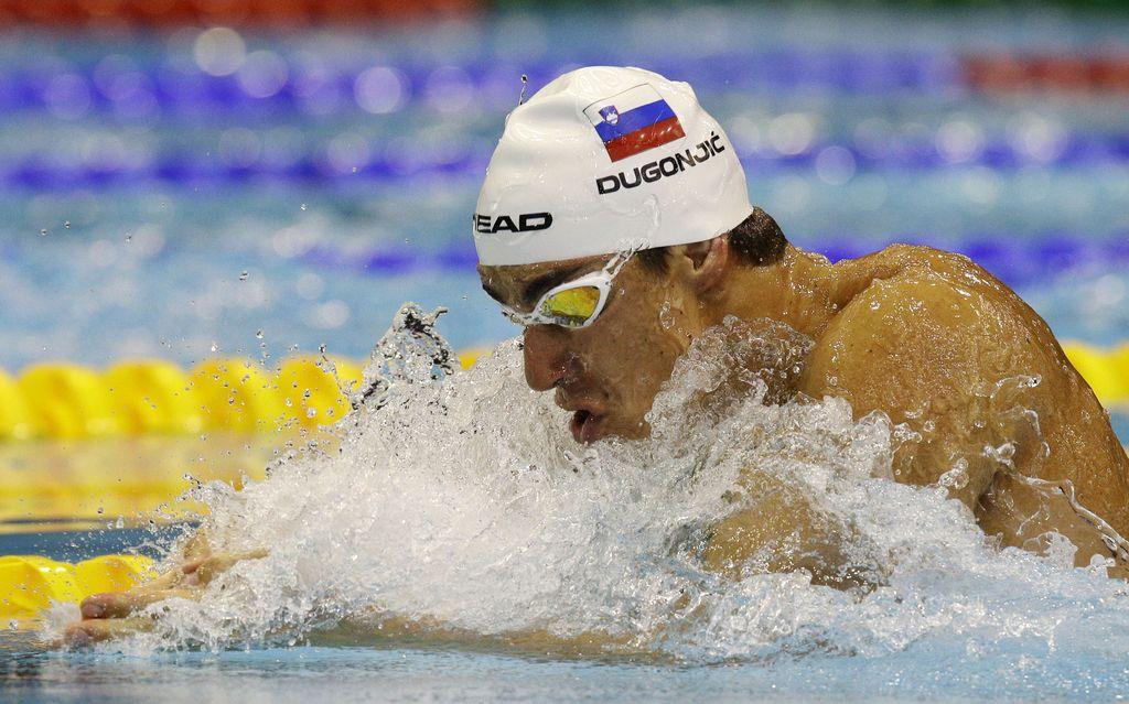 Dugonjić v Kazan po osebne in državne rekorde