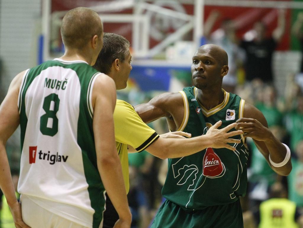 Na košarkarskem SP tudi slovenski sodnik