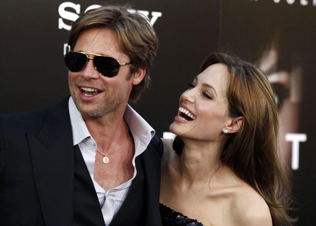 Ločitev Angeline Jolie in Brada Pitta bo za zaprtimi vrati