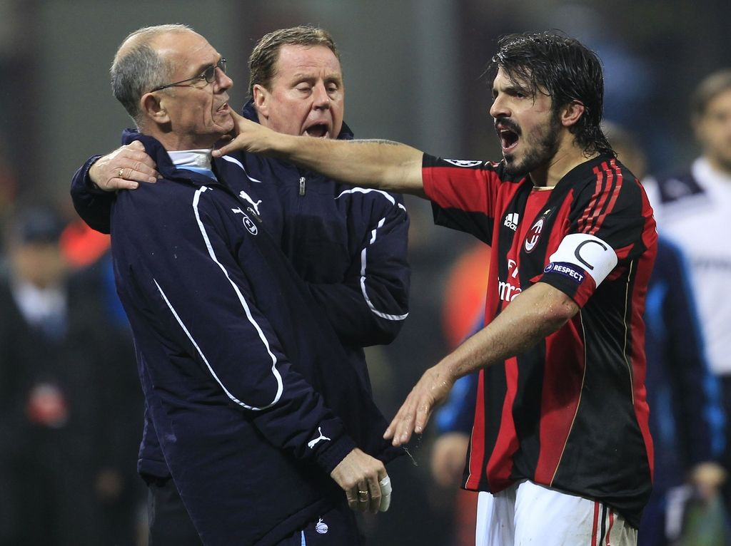Gattuso spet na San Siru - kot trener Milanovega podmladka