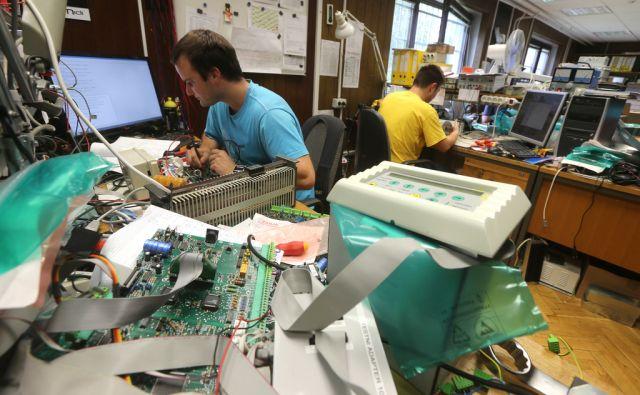Podjetje Zarja elektronik, Kamnik, 10.September2014