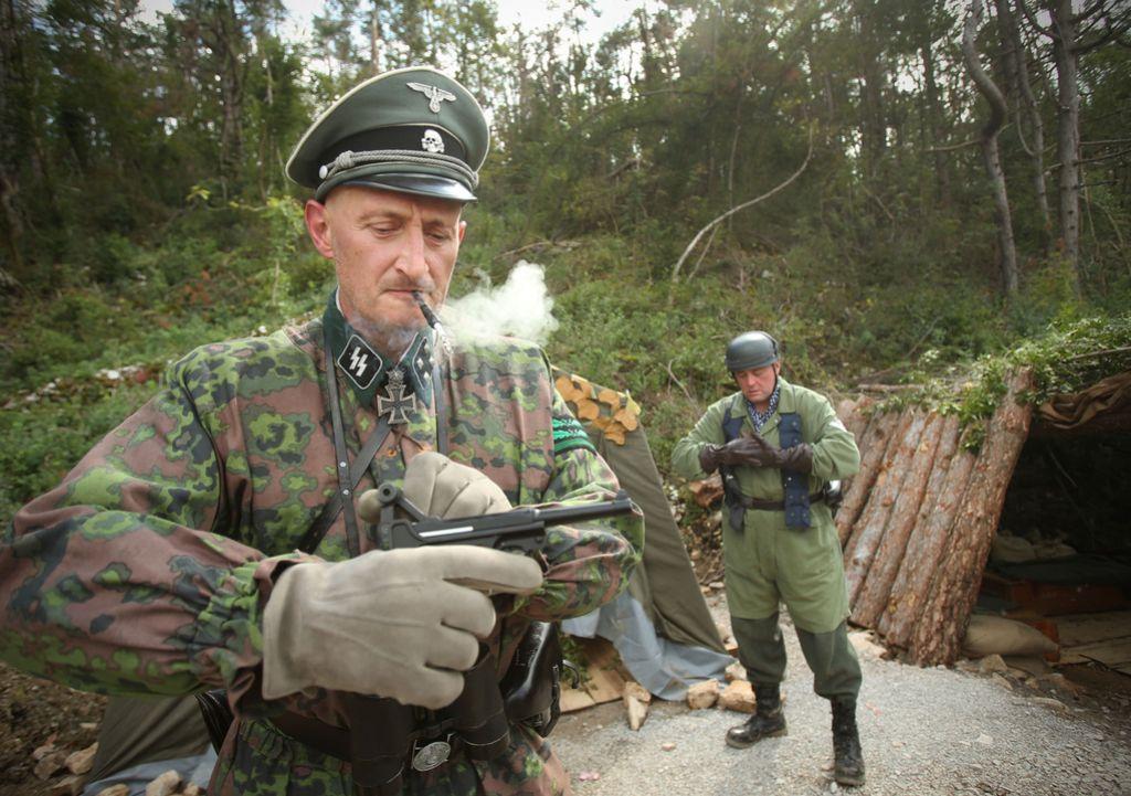 Normandija v Pivki: Za trzljaj in glasen »uaaa« občinstva