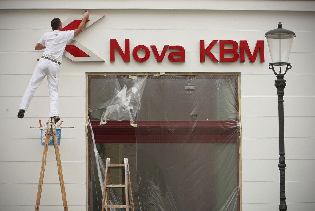 NKBM prodana Apollu in EBRD za 250 milijonov evrov