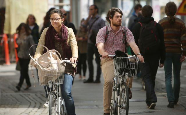 jer*Kolesarji, bicikeLJ, ulice, mladi