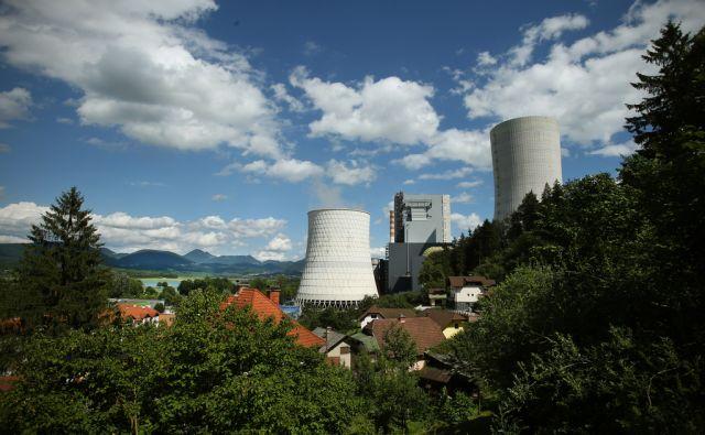 Termoelektrarna Šoštanj, TEŠ 6, Slovenija 1.julija 2014.