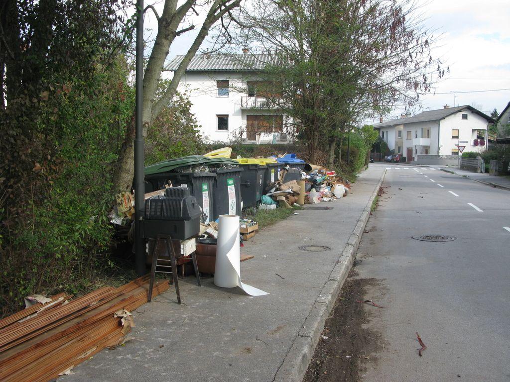Škodo zaradi poplav prijavite do 14. novembra