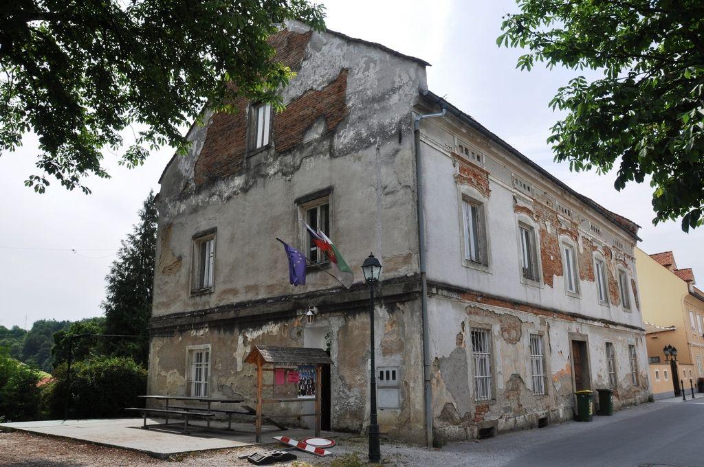 Šentjurčani so polepšali značilno mestno veduto z evropskimi sredstvi