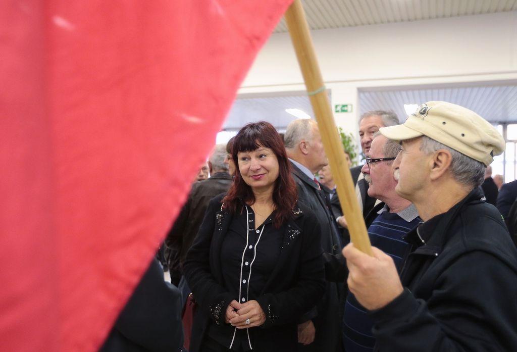 Violeta Tomić odslej na čelu stranke Trs