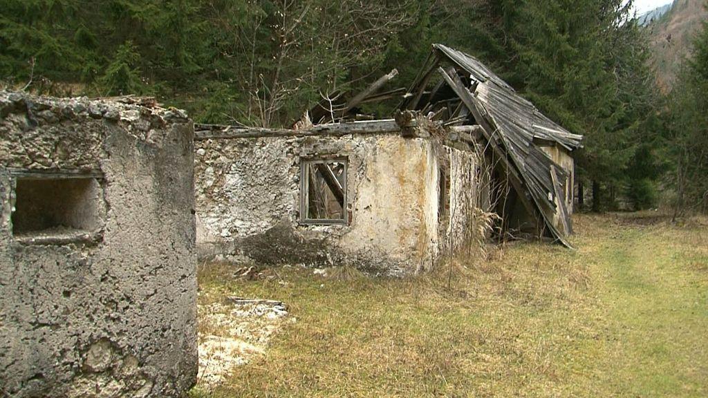 Nekdanja Janševa parcela v Trenti prodana za 127.500 evrov