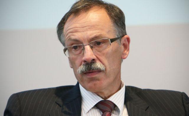 Mojmir Mrak (Ekonomska fakulteta) na mednarodni konferenci Strukturni izzivi slovenskega gospodarstva. Ljubljana, Slovenija 8.julija 2014.