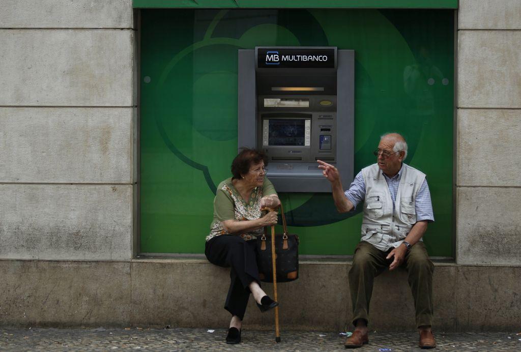 Umori bank na periferiji