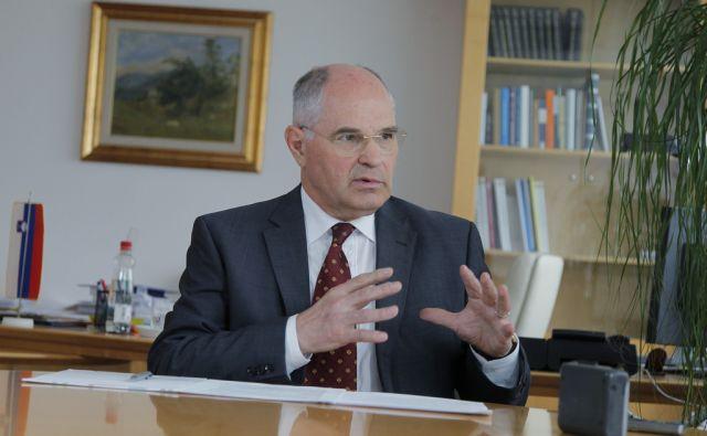 Generalni državni tožilec Zvonko Fišer v Ljubljani, 28. maja 2013