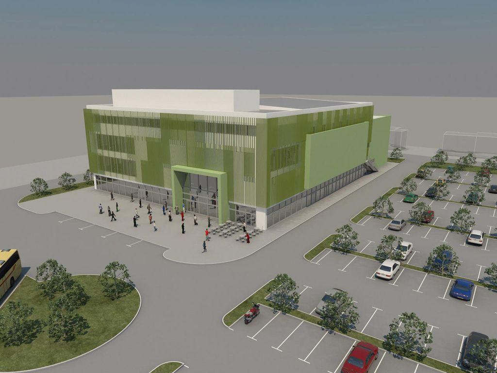Gradnja gimnastičnega centra vse bolj negotova