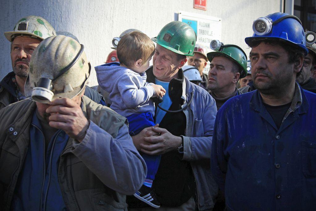 Solidarnost umrla, knapi Rudnika Trbovlje-Hrastnik »razparcelirani«