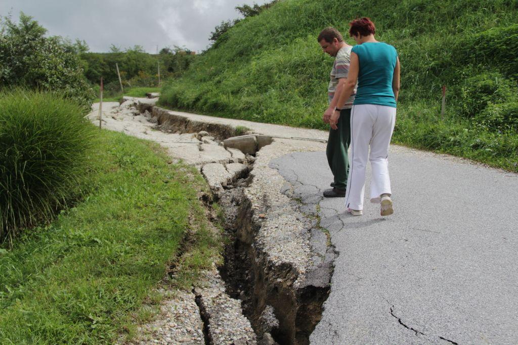 Neuradno: septembra v Pomurju 4 milijone škode zaradi poplav
