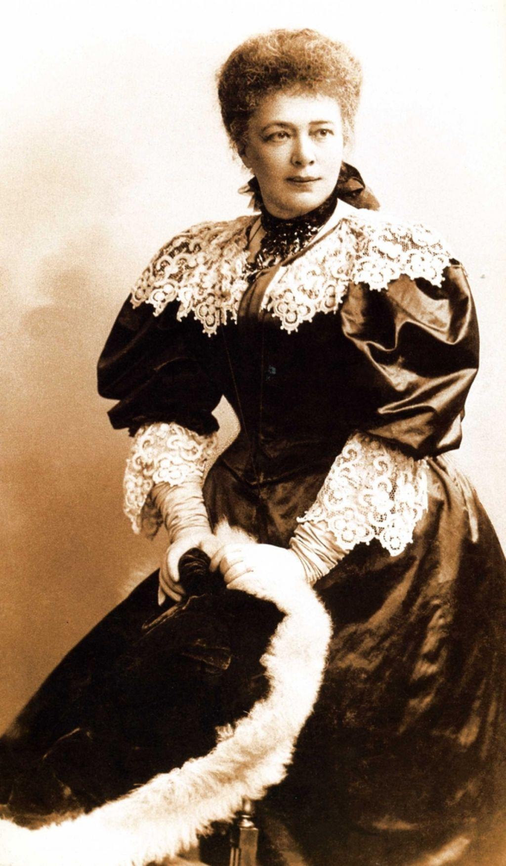 Usodne ženske Alfreda Nobela
