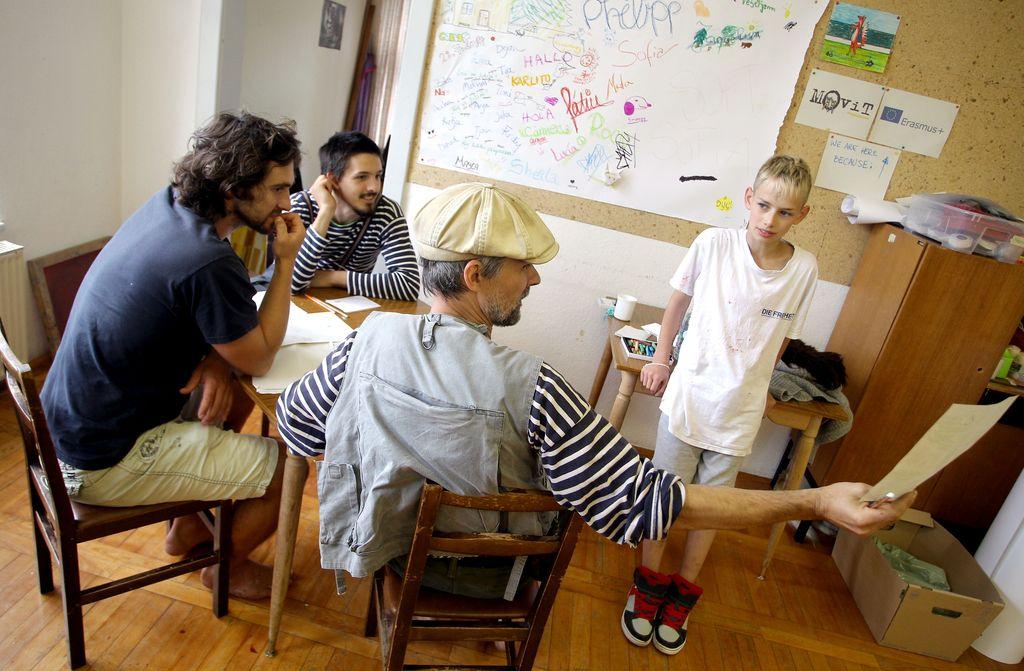 Prostovoljska izkušnja iz tujine kot pomoč pri zaposlitvi