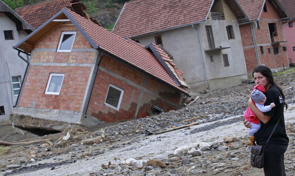 Naravne nesreče sprožajo vojne in eksoduse