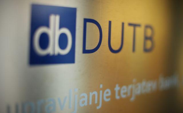 jer/DUTB - Družba za upravljanje terjatev bank