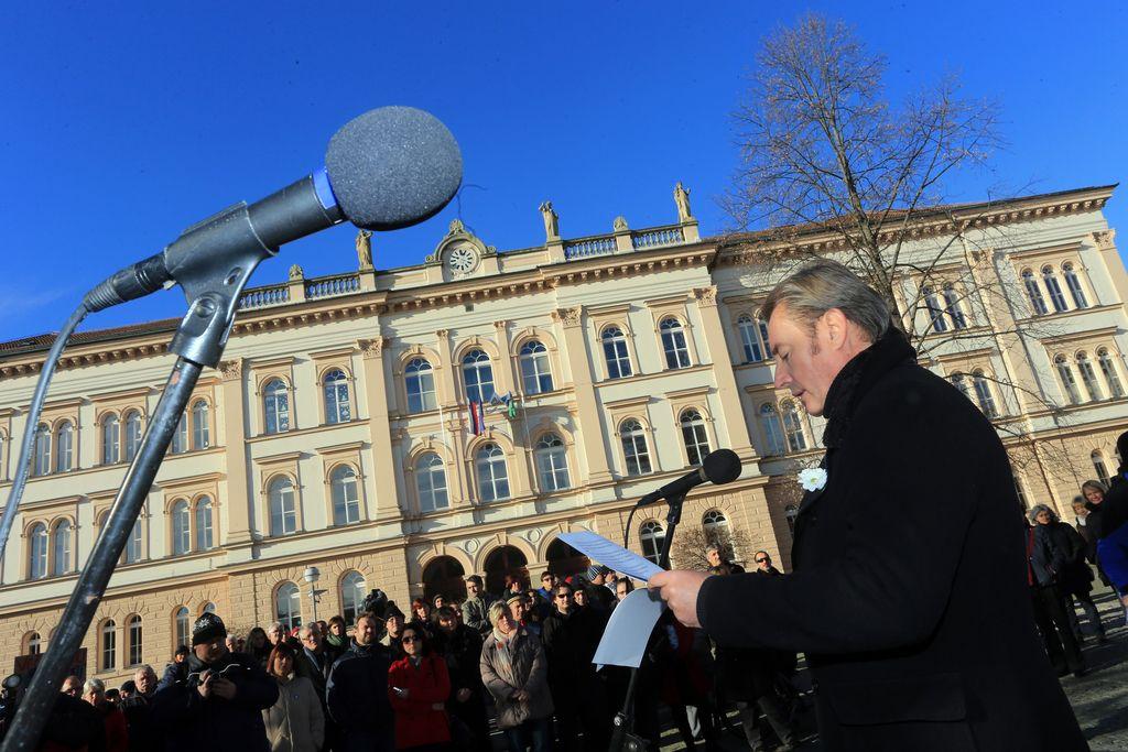Mariborski kulturniki odločno proti odvzemu denarja