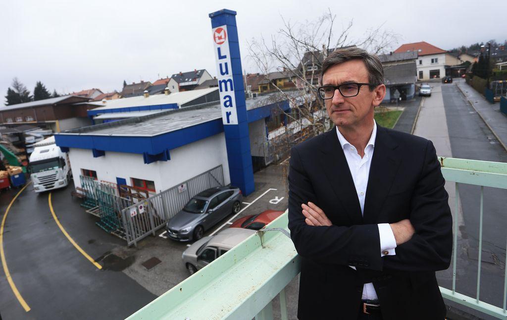 Marko Lukić, Lumar: V podjetju je kot pri alpinizmu – dokler se premikaš, živiš